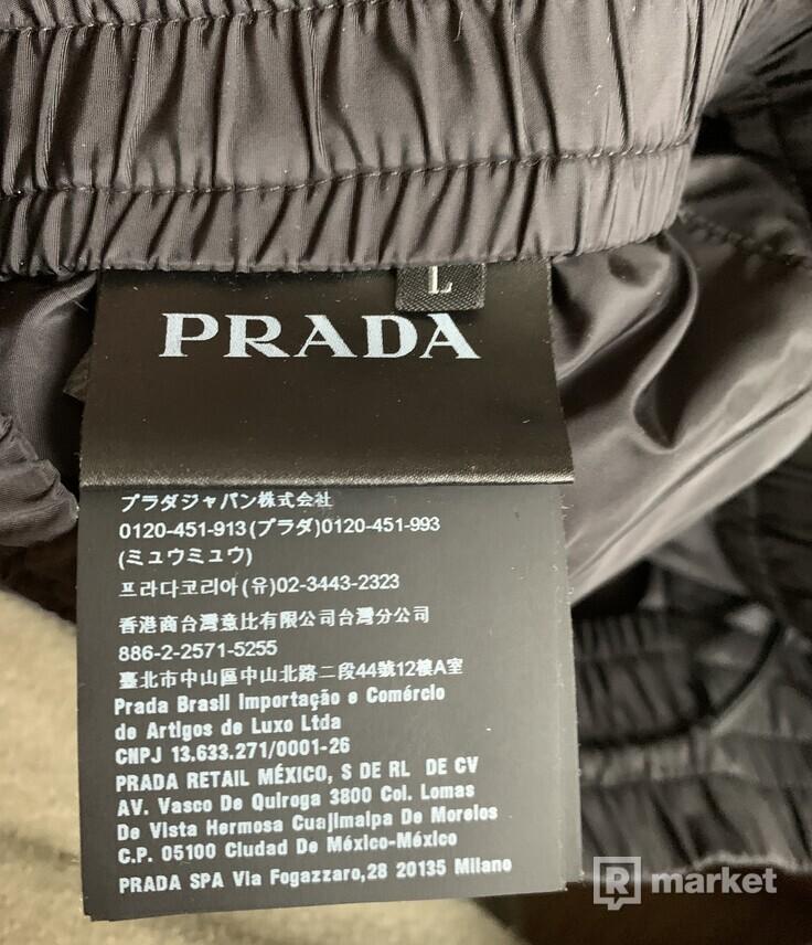 Prada Oma Amo trousers