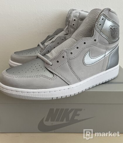 Jordan 1 Retro High CO Japan Neutral Grey (2020) - US9