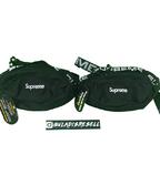 Supreme SS18 Waistbag Black DSWT