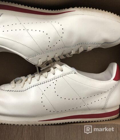 NIKE CLASSIC CORTEZ LEATHER PREM