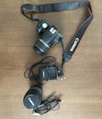 Predám fotoaparát CANON 500D