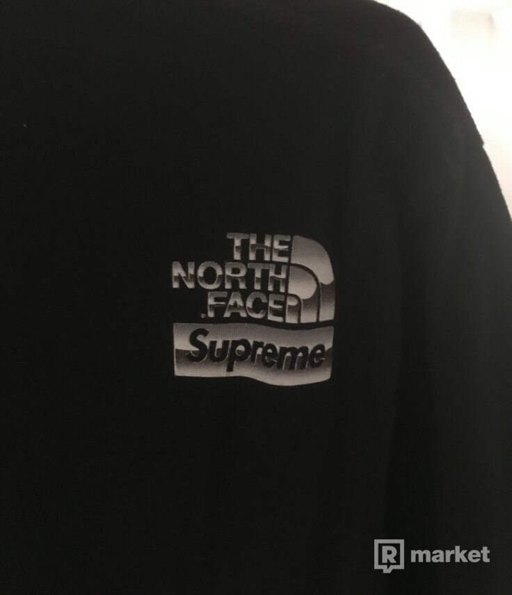 Supreme x The North Face tričko veľ. M