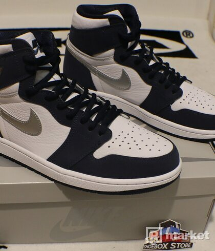 Jordan 1 Midnight Navy