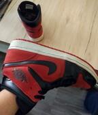 !!! PLATNE DO ZMAZANIA !!! Air Jordan 1 Gym red