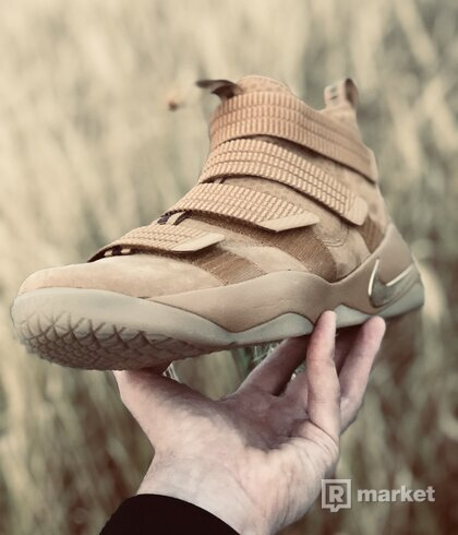 Nike LeBron Soldier XI Wheat