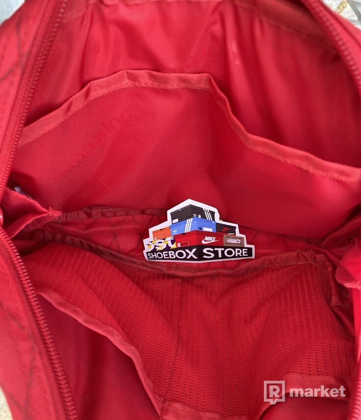 Supreme shoulder bag fw18 red