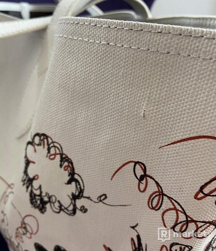Burberry  kabelka obojstranná limitovaná edícia