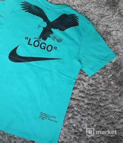 Off White X Nike NRG TEE