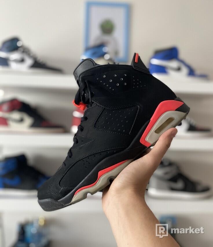 Jordan 6 Infrared 2014
