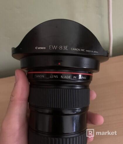 Canon 16-35mm 1:2.8 L Ultrasonic
