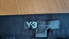 Y-3 Yohji Yamamoto Utility chino pants