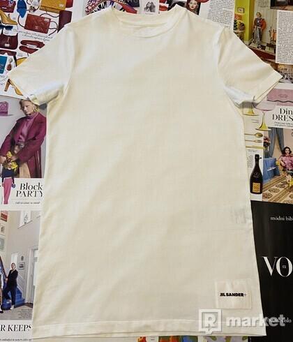 Jil Sander dámske tričko M