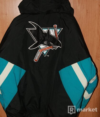 NHL SHARKS bunda