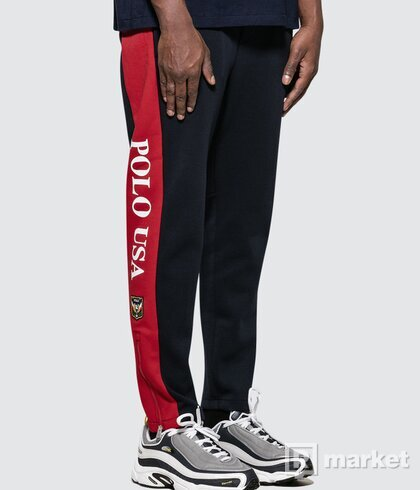 Ralph Lauren track sweatpants