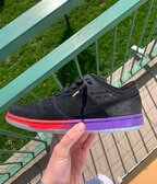 Nike sb dunk low BHM