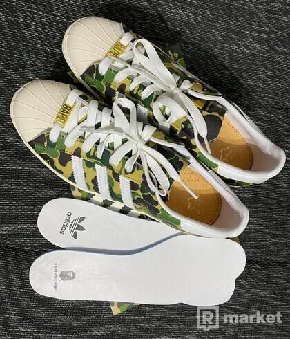 Adidas Bape Superstar