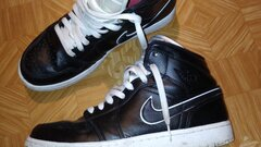 "Air Jordan 1 Retro Mid ""Maybe I Destroyed the Game"""