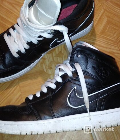 """Air Jordan 1 Retro Mid """"Maybe I Destroyed the Game"""""""