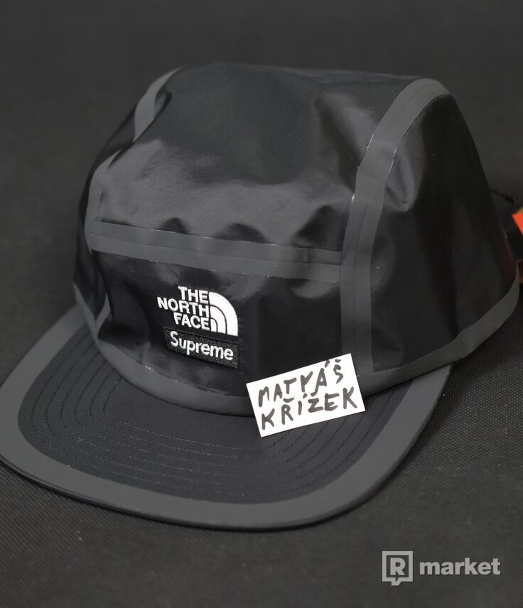 Supreme/The North Face Summit Series Outer Tape Seam Camp Cap