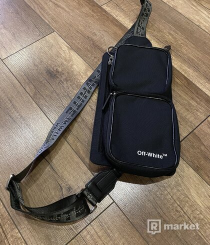 Off white waistbag shoulder bag bag