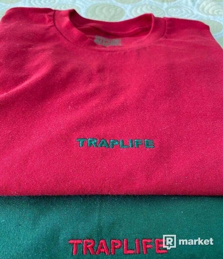 Traplife Christmas Tees