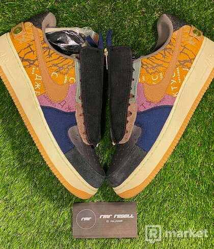 Nike Air Force 1 Low Travis Scott Cactus Jack