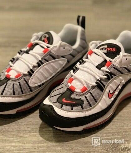Nike air max 98 OG Solar red
