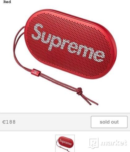 Supreme X B&O P2 reprák