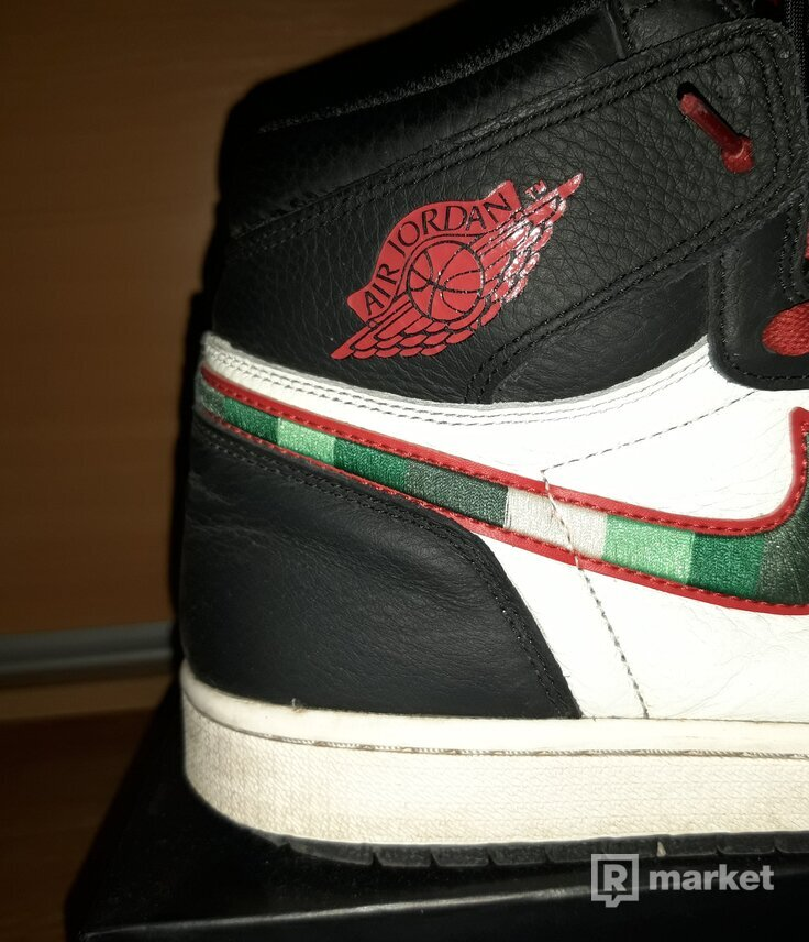 Jordan 1 Retro Star is a Born