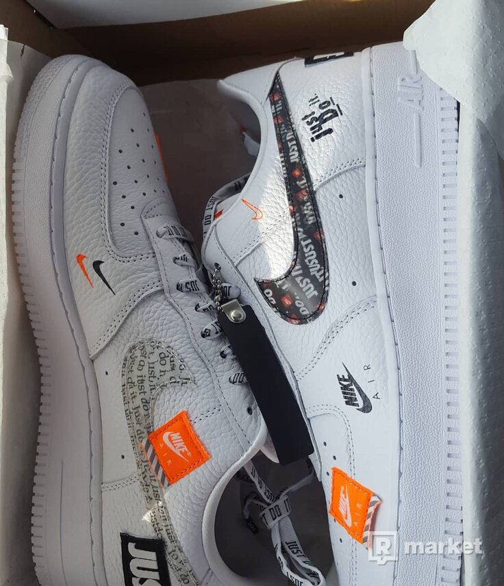 Nike Air Force Just Do It Pack