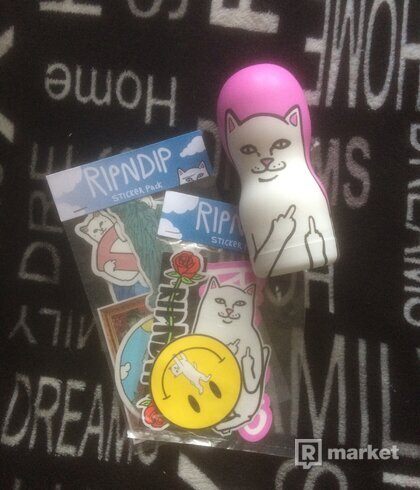 Ripndip Tenga + 2x Sticker Pack