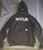 40s & shorties x champion Hustler hoodie