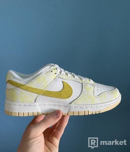 Nike Dunk Low Strike Yellow- Eu 40