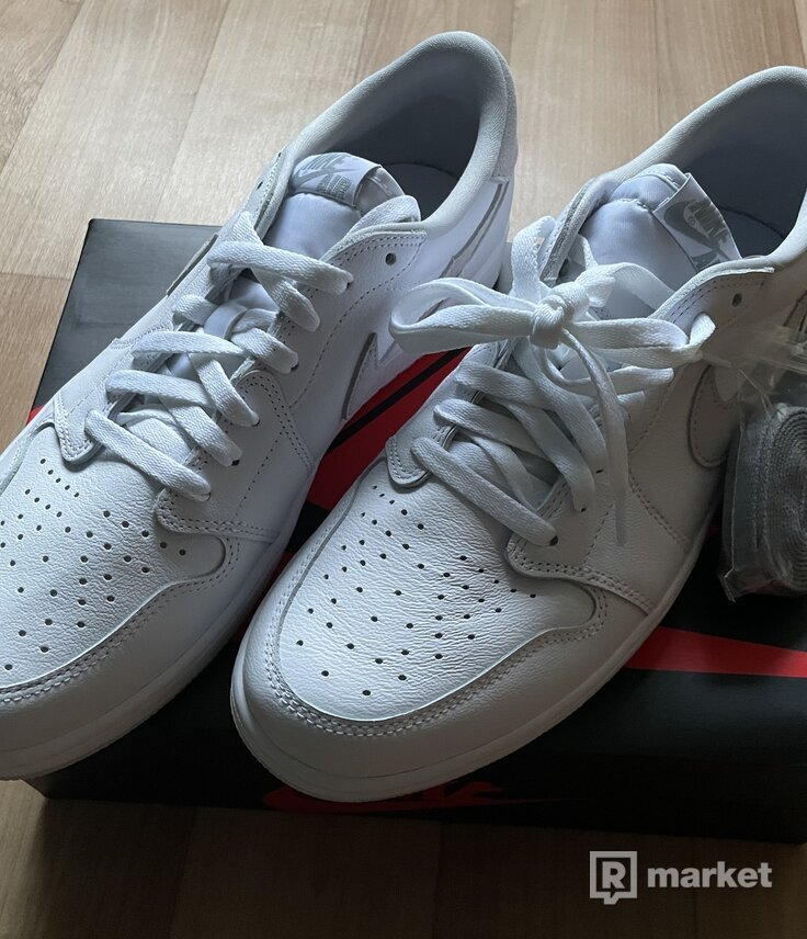 Air Jordan 1 Low OG Neutral Grey 47.5