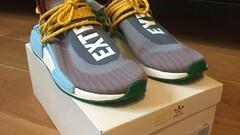 adidas NMD Hu Pharrell Extra Eye Grey