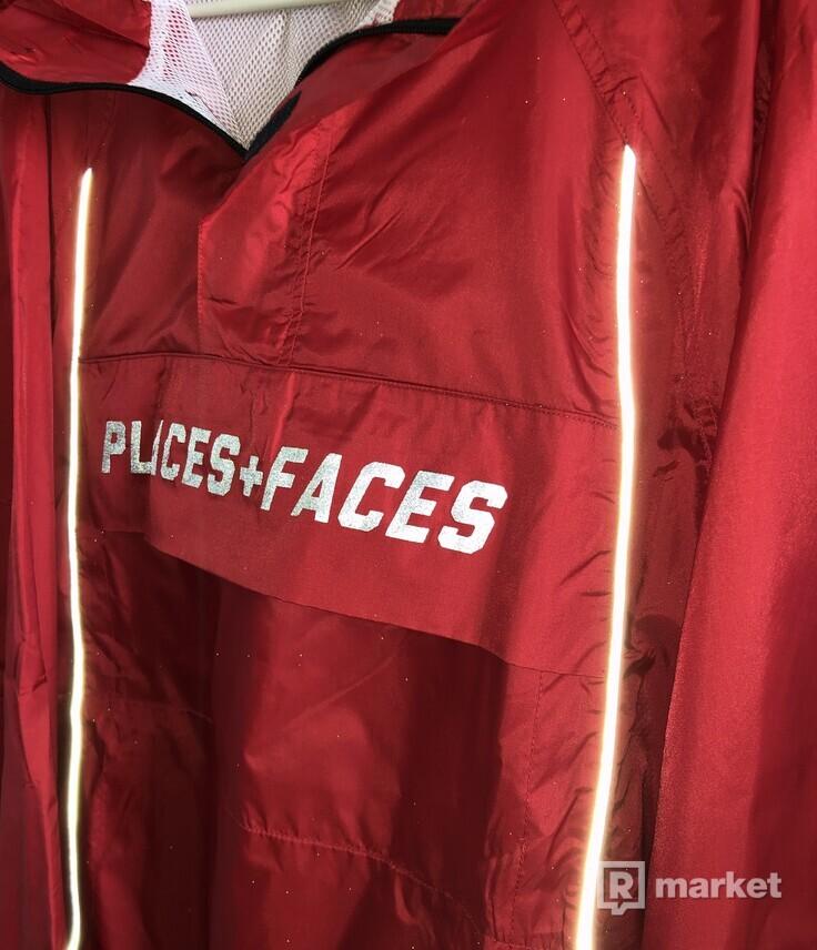 Places + Faces Windbreaker
