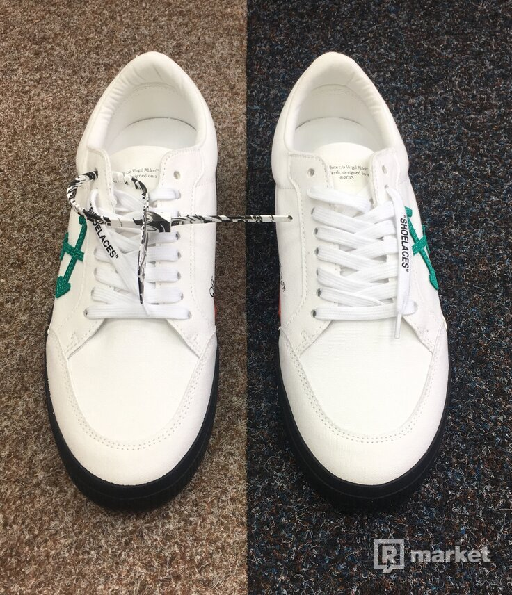 OFF-WHITE low Vulcanized