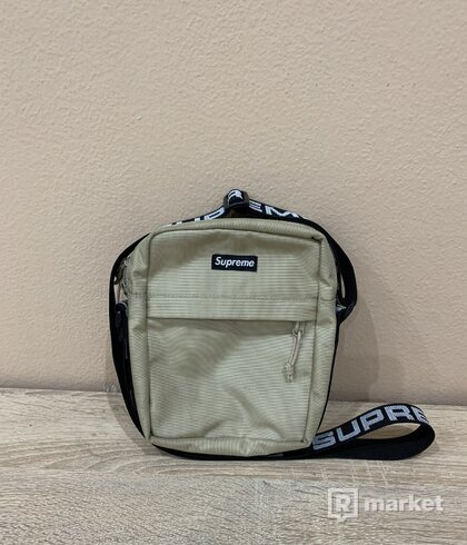 Supreme shoulder bag SS18 TAN CW