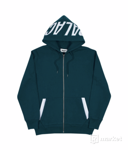 Palace Lique Hoodie Green