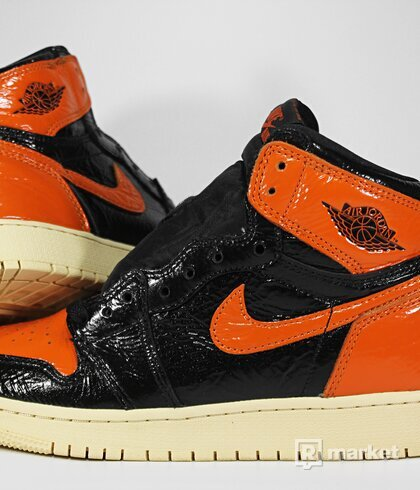 "Air Jordan Retro 1 High OG ""Shattered Backboard 3.0"" GS"