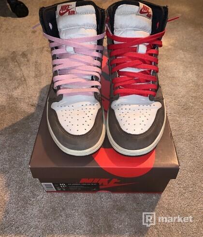 Nike Air Jordan 1 Travis Scott high