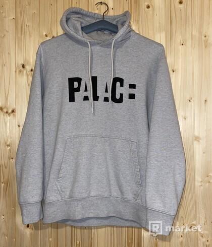 Palace block hoodie
