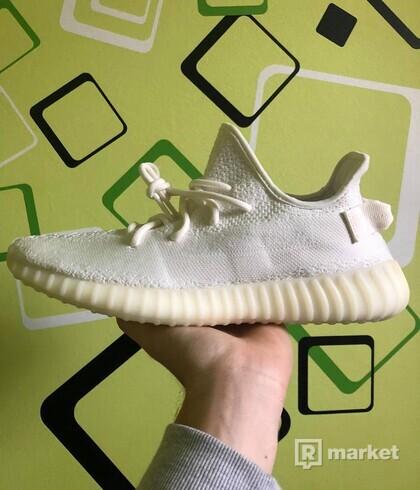Adidas Yeezy Boost 350 Cream White