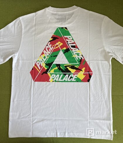 Palace Tri-Camo T-Shirt white