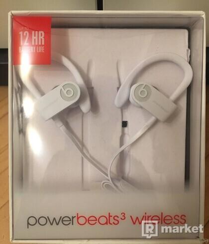 Sluchadla Powerbeats 3 Wireless