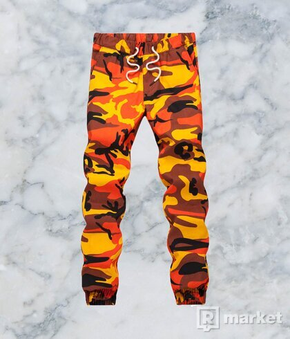 Sunset Camo Pants