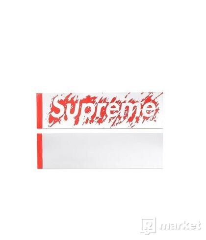 Supreme scratch bogo sticker
