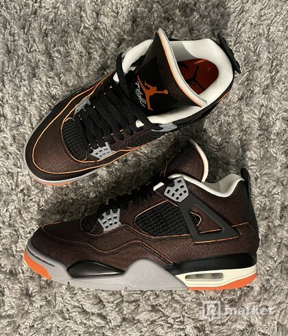 Jordan Retro 4 Starfish