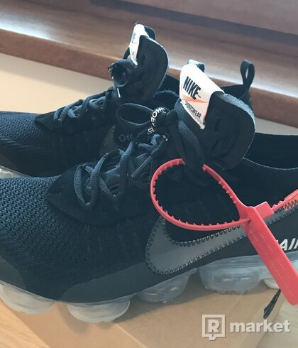 Nike x Off-White vapormax Size 45
