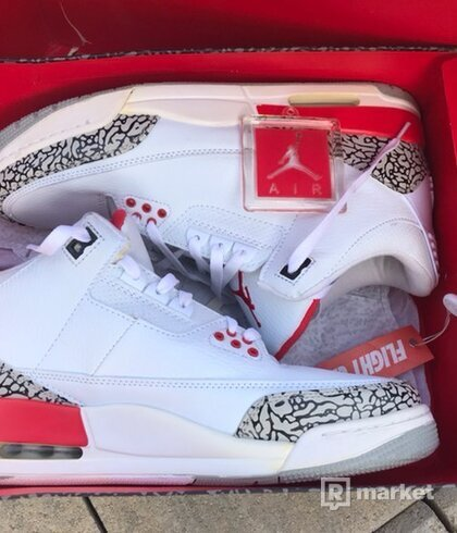 Jordan 3 Hall of fame